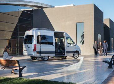 Komforto lygis mikroautobuse – kaip asmeniniame automobilyje