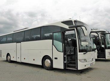 "Daugpilio vežėjai įsigijo ""Mercedes-Benz Tourismo"""