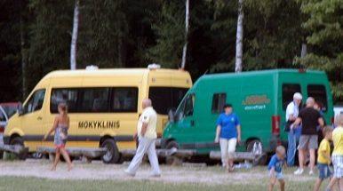 Mokykliniai autobusai: situacija Zarasuose
