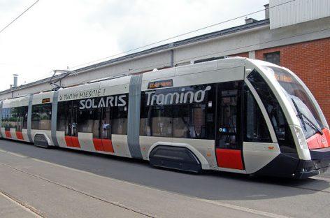 """Paaiškėjo, kas įsigijo """"Solaris Tram"""""""