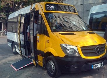 Nuo vasario 6 dienos Kaune keičiamas 52-ojo maršruto maršrutinių taksi eismo tvarkaraštis