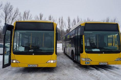 """""""Busturas"""" atsinaujina: dar daugiau visiems keleiviams patogių autobusų"""