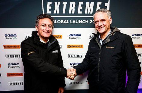 """""""Continental"""" tampa elektromobilių varžybų bekelėje """"Extreme E"""" partneriu"""