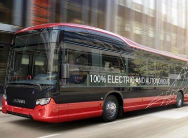 2020-aisiais į Stokholmo gatves išvažiuos didelės talpos savivaldžiai autobusai