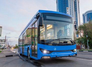 """Naujas """"Trolza"""" elektrinis autobusas: neapsieita be """"ūsų"""""""