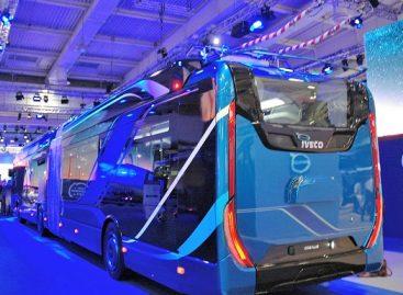 Frankfurte prie Maino gali vėl atsirasti troleibusai