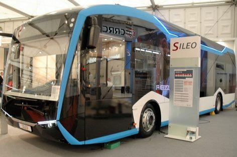 """Elektrinių autobusų rinkoje – nauji žaidėjai: susipažinkite su turkų """"Sileo"""""""