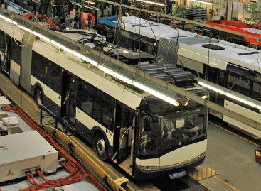 """""""Solaris"""" pasirengę pradėti naujųjų Kauno troleibusų gamybą"""