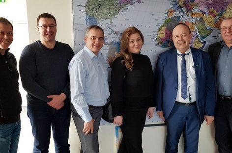 Profesinių sąjungų atstovai susitiko su Lietuvos vežėjų sąjungos vadovais