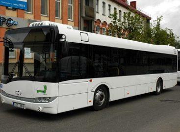 Jau važiuoja autobusai iki Panevėžio sodų