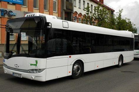 Panevėžio autobusų eismas per Joninių šventes