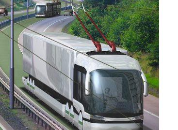 Ateities troleibusai gabens ne tik keleivius, bet ir krovinius