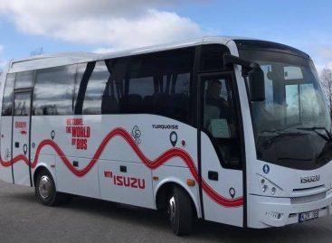 Vežėjai turės progos išbandyti naujus autobusus