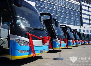 Pekinui – 2 790 hibridinių ir elektrinių autobusų