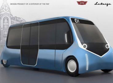 Kaip atrodys atgimęs latviškas RAF autobusas?
