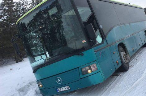 Švenčionių rajone keleiviai vežami viešųjų pirkimų sąlygų neatitinkančiais autobusais?
