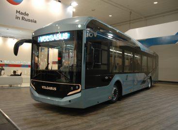 Elektrinių autobusų nesėkmė – ir Sankt Peterburge