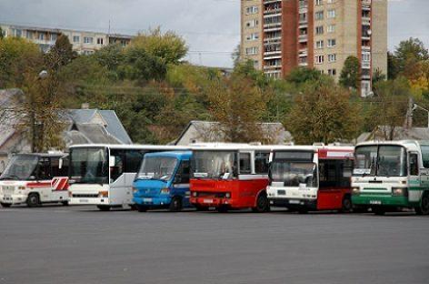 Lietuvos keleivių vežimo asociacijos atstovai lankėsi Susisiekimo ministerijoje