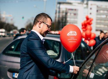"""Akcija """"Nebūk trombas"""": Santariškių medicinos miestelyje drausminti automobilių vairuotojai"""