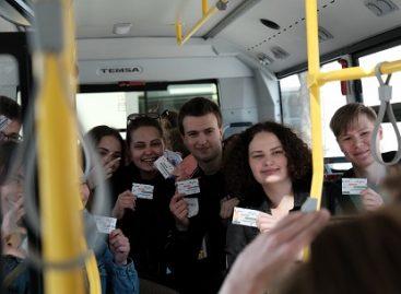 Alytaus viešajame transporte – elektroninis bilietas