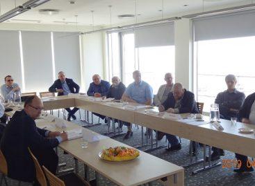 Baltijos šalių transportininkų profesinių sąjungų atstovai – ir apie EP patvirtintą Mobilumo paketą