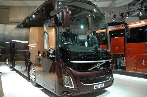 """""""Volvo 9900"""" – garbingas apdovanojimas už modernų dizainą"""