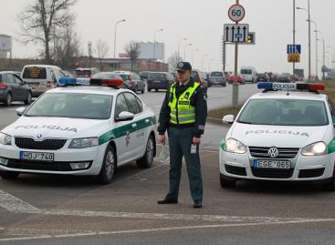 """Sostinės """"karštuose"""" taškuose stiprinamas eismo reguliavimas"""