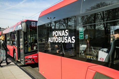 """Sostinėje dairykitės """"Erdvėlaivio"""" – vilniečiai naujiems autobusams ir troleibusams išrinko vardus"""