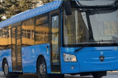"""GAZ grupė"" pateiks Maskvos miestui 497 autobusus"