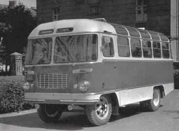 """""""Gomelčanin"""" – mažai žinomas baltarusiškas autobusas"""