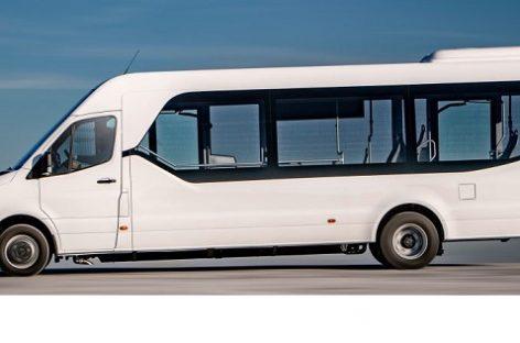 """Mercedes-Benz Sprinter City 75"" – ""Metų mikroautobusas"""