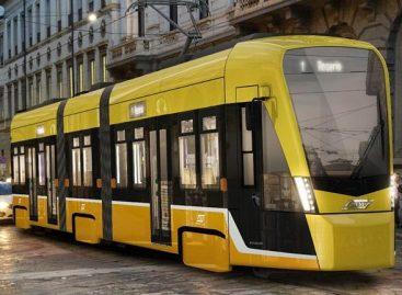 "Milane – ""Stadler"" tramvajai"