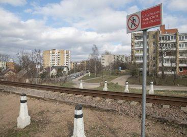 Kitąmet Vilnius turės pirmąjį pėsčiųjų tunelį po geležinkeliu