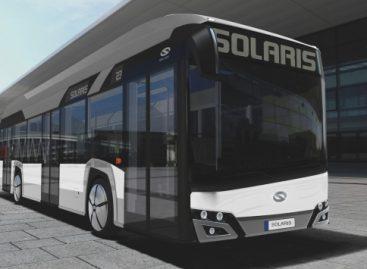 """""""Solaris"""" pristatys vandenilinį autobusą"""