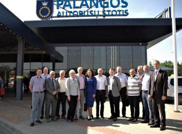 Lietuvos keleivių vežimo asociacijos nariai sprendė problemas Palangoje ir Klaipėdoje