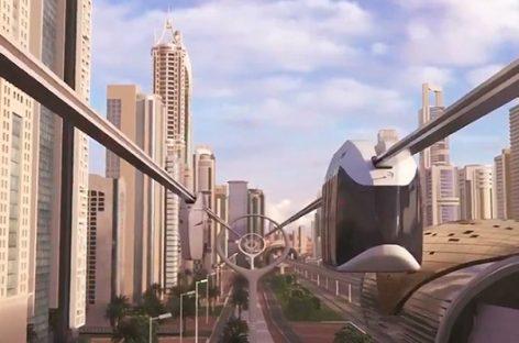 Styginis transportas – Dubajuje