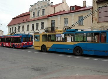 Kitais mokslo metais pirmūnai Gardino viešuoju transportu važinės nemokamai