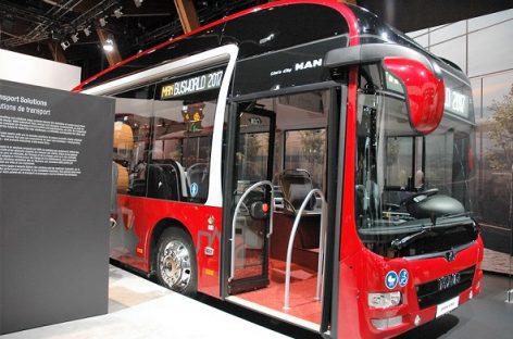 """""""Busworld Europe"""" apdovanojimai skatina konkurenciją"""