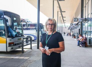 Kauno autobusų stotis ruošiasi keleivių antplūdžiui