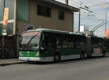 Milano troleibusų tinklas – vienas labiausiai išplėtotų vakarų Europoje