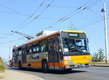 San Remo ketinama modernizuoti troleibusų tinklą