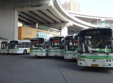 Beveik du tūkstančiai Šanchajaus autobusų naudoja biodegalus iš kulinarinių riebalų