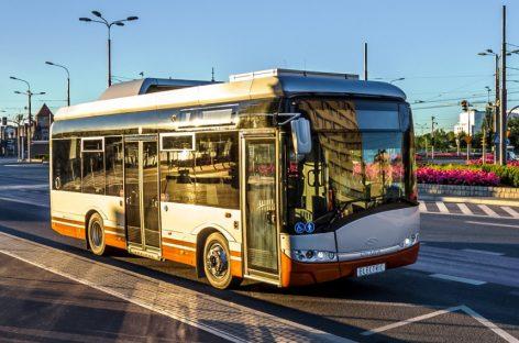 """Paryžiui – kompaktiški """"Solaris"""" autobusai"""