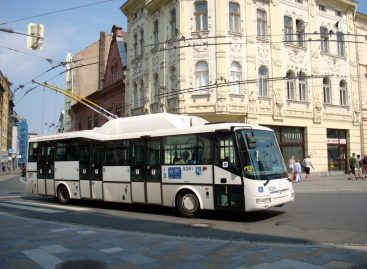"""SOR Libchavy"" troleibusų eksploatavimo patirtis Čekijoje"