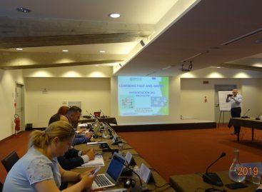 Profesinių sąjungų susitikimas Romoje
