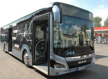 Sostinėje važinės Europoje dar nematytas autobusas