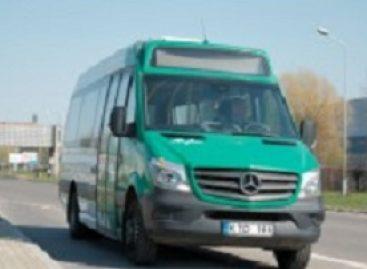 Nuo sausio 1 d. – naujos viešojo transporto bilietų kainos Alytuje