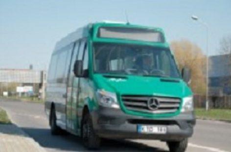 Alytuje jau veikia pirmoji autobuso atvykimo laiką rodanti švieslentė