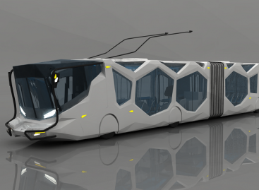 """Vinewood City Transit"" – ateities troleibusas"