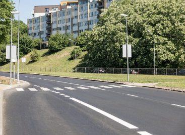 Sostinėje atnaujinta visa Olandų gatvė – darbai persikelia į žiedinę sankryžą